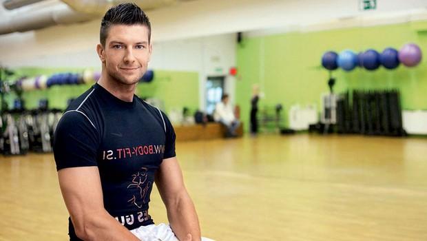 Osebni trener: Primož Raspotnik (foto: Story press)