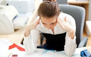 Preženite stres ob izgorelosti