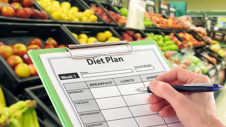 Dieta zahteva priprave (foto: Shutterstock.com)
