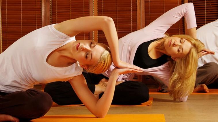 Joga za hormonsko ravnovesje (foto: Shutterstock.com)