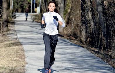 Metka Albreht: Vse o pripravah na maraton
