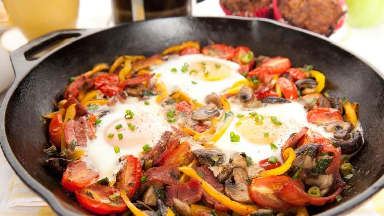 Zdrav in hitro pripravljen zajtrk. (foto: Shutterstock.com)