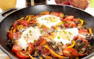 Zdrav zajtrk - najboljši začetek dneva