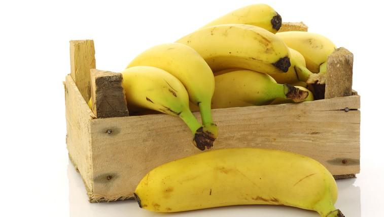 Banane, bogat vir kalija. (foto: Shutterstock.com)