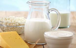 Vpliv tehnoloških postopkov obdelave na mleko