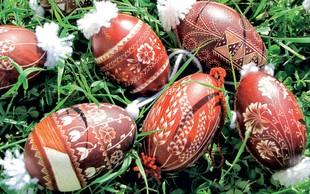 Velikonočno jajce - svojevrstna umetnina