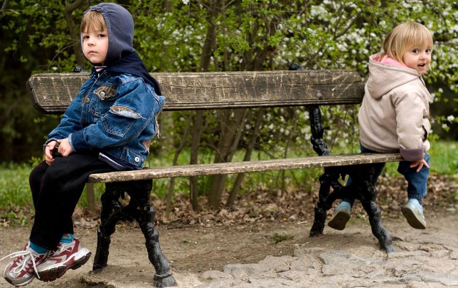 Ločitev in otroci (foto: Shutterstock.com)