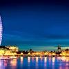 London Eye - najvišja razgledna točka.