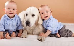 Sobivanje dojenčka in psa