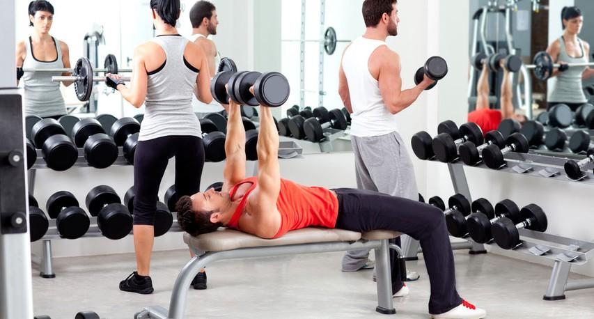 Fitnes vadba