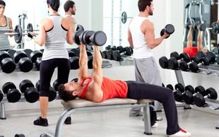 Sestavljene vaje - celovita fizična vadba