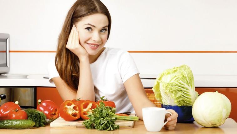 Tedenski jedilnik za zdravo hujšanje (foto: Shutterstock.com)