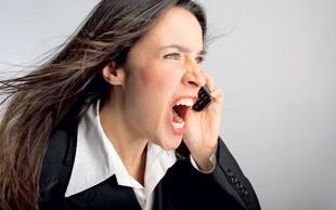 Kako jeza vpliva na vaše zdravje?