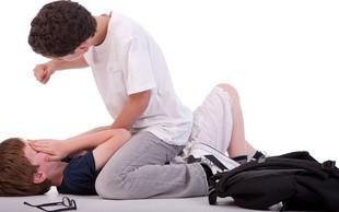 Kako pomagati agresivnemu učencu?