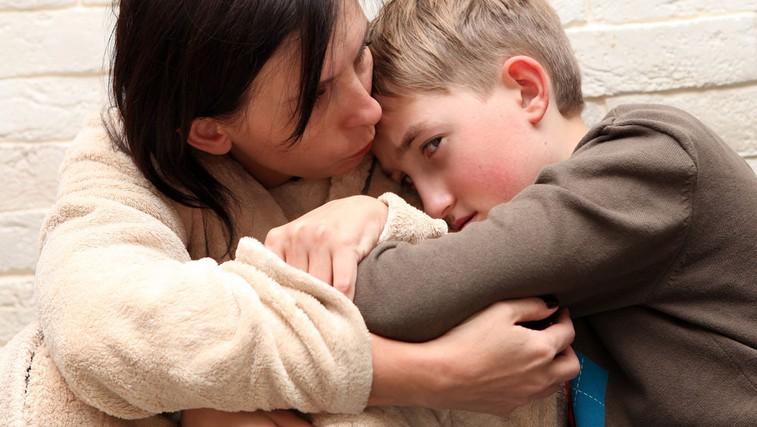 Ko zboli starš (foto: Shutterstock.com)