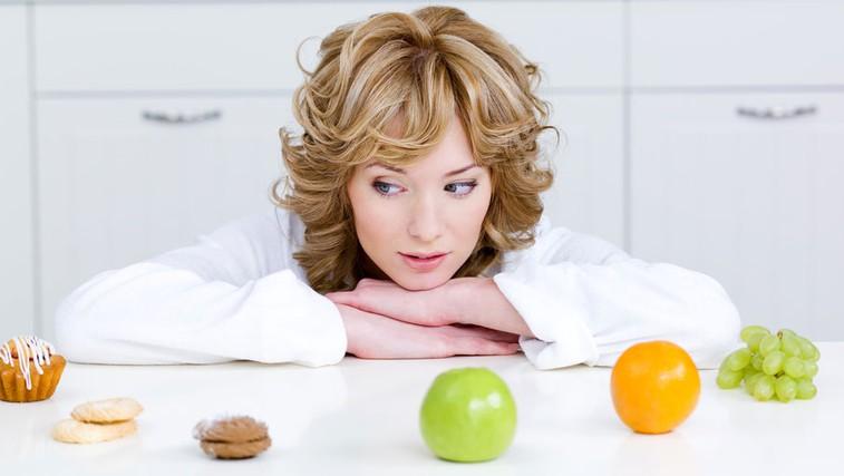 Manj kilogramov in zdrav način življenja (foto: Shutterstock.com)