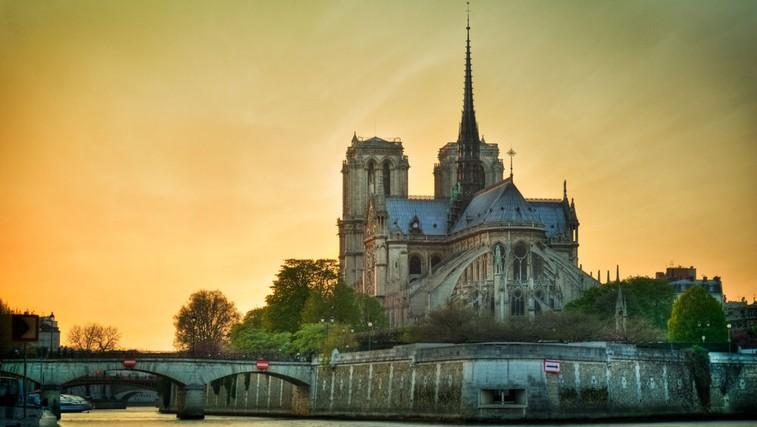 Katedrala Notre Dame de Paris (foto: Shutterstock.com)