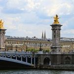 Pont Alexandre most (foto: Shutterstock.com)