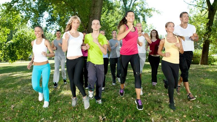 Tek v parku (foto: Shutterstock.com)