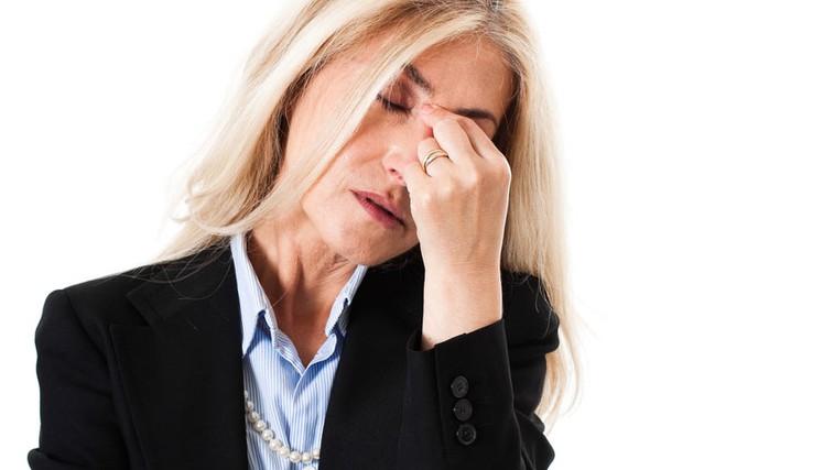Prva opozorila na začetek menopavze (foto: Shutterstock.com)