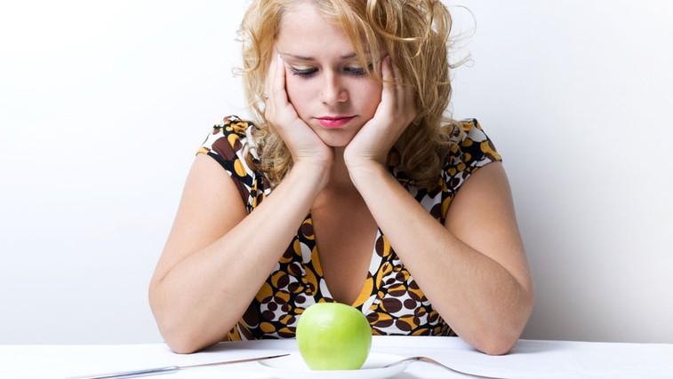 Se odrekate dobrotam, da bi shujšali? (foto: Shutterstock.com)