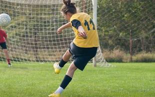 Anja Milenkovič - nogometašica