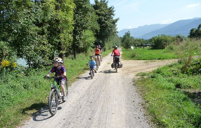 Najdaljše kolesarske poti po Sloveniji
