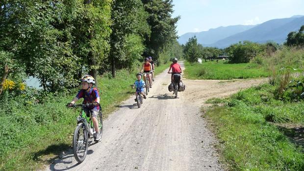 Kolesarski parki po Sloveniji (foto: Profimedia)