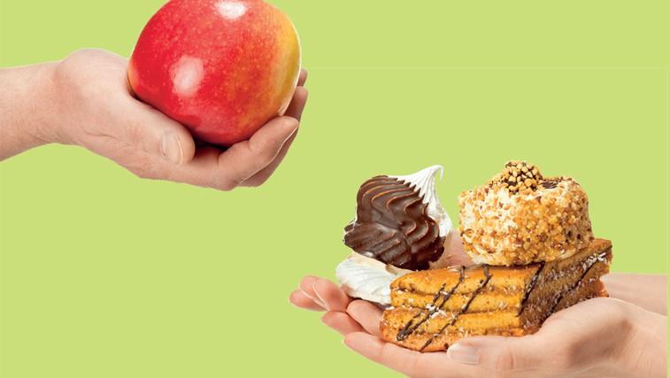Malo kalorij - dolgo življenje (foto: Shutterstock.com)