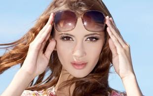 Zaščitite svoje oči pred UV sevanjem!