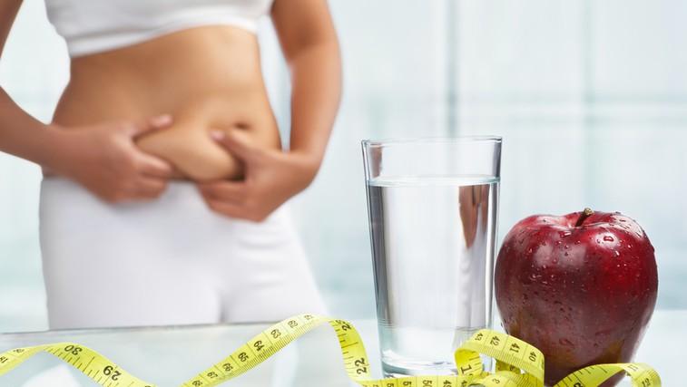 Kaj on meni o vaših kilogramih? (foto: Shutterstock.com)