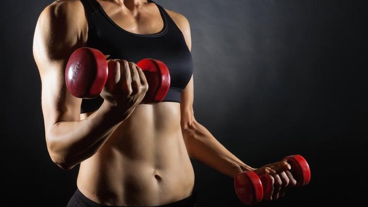 Vaje za čvrsto telo in manj kilogramov (foto: Shutterstock.com)