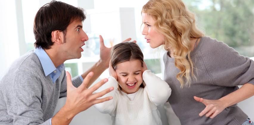 Obvladovanje jeze staršev