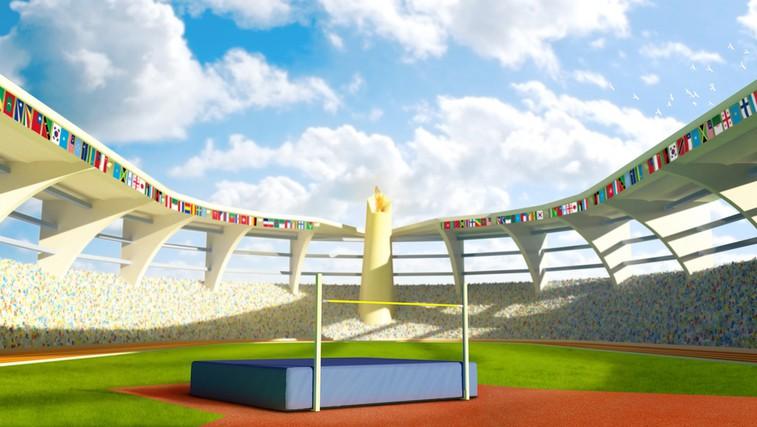 Naj olimpijec je plavalec Michael Phelps s 16 medaljami. (foto: Shutterstock.com)