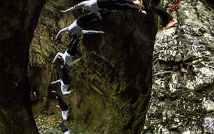 Veličina gravitacije: Skok s pečine slapa Kozjak