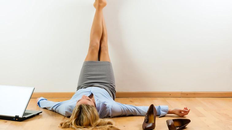 Simptomi izgorelosti (foto: Shutterstock.com)