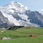 Jungfraubahn –100 let znamenite železniške postaje v Bernskih Alpah (foto: Shutterstock.com)