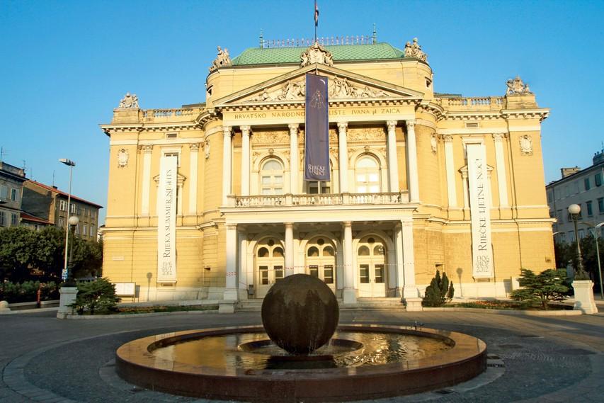 Hrvaško narodno gledališče Pl. Zajca