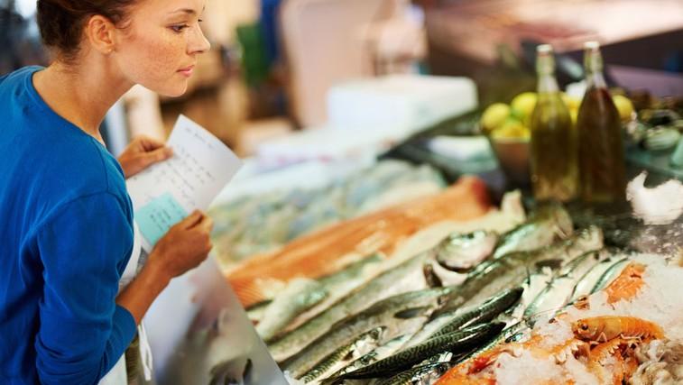 Kako vemo, da je riba sveža (foto: Shutterstock.com)