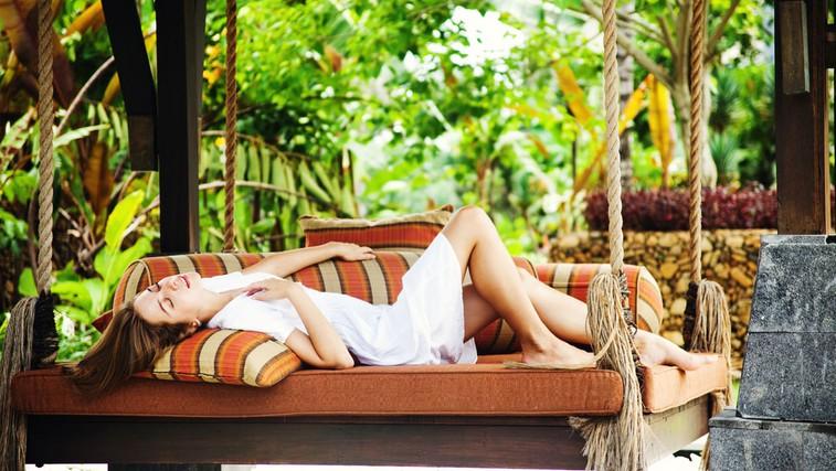 Kako se naspati v vročini (foto: Shutterstock.com)