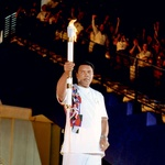 Muhammad Ali na OI 1996. (foto: Profimedia.si, Getty Images, Shutterstock)