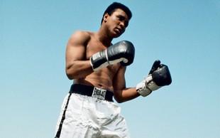 Muhammad Ali: 'Kralj sveta' in največja športna osebnost