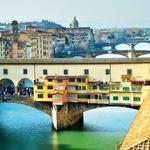 Ponte Vecchio, Firence (foto: Shutterstock, Goran Antley)