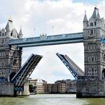 The Tower Bridge, London (foto: Shutterstock, Goran Antley)