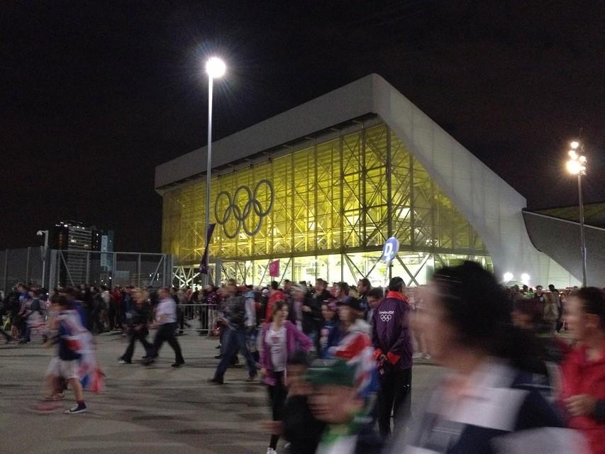 Olimpijske igre: Dogajanje na terenu