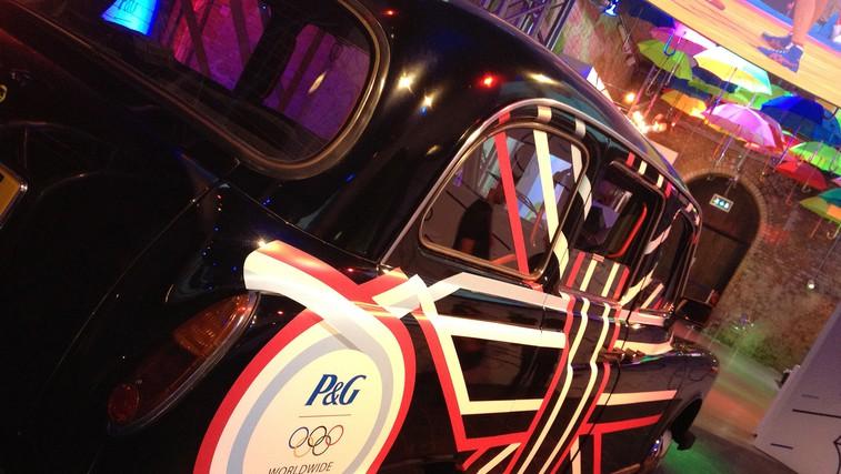 London Cab (foto: Gregor Zalaznik)