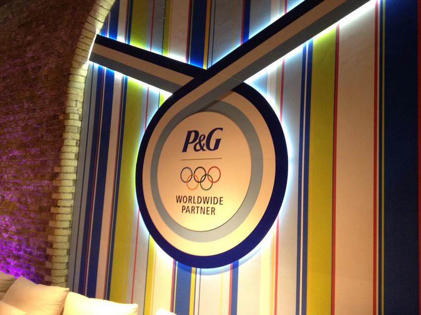 Obiskali smo P&G-jevo olimpjisko hišo