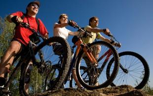 Aktivni vikend: S kolesom okoli Ratitovca
