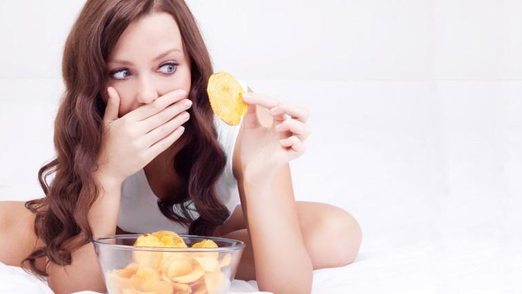 Kako obdržati idealno težo in težko prigarano kondicijo? (foto: Shutterstock.com)