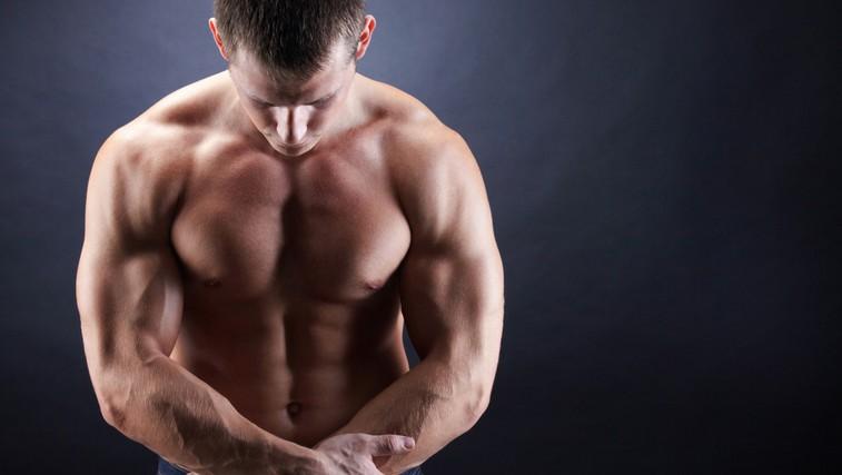 Izoblikujte zavidljive prsne mišice (foto: Shutterstock.com)